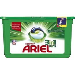 Detergente Ariel 3en1 Cápsulas 35 unidades