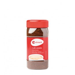 Café Soluble descafeinado Coaliment 100 gr.