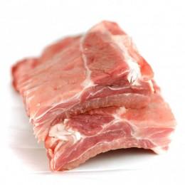 Costilla de cerdo 500 gr.