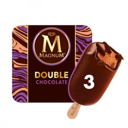 Magnum Doble Chocolate Pack 3 u.