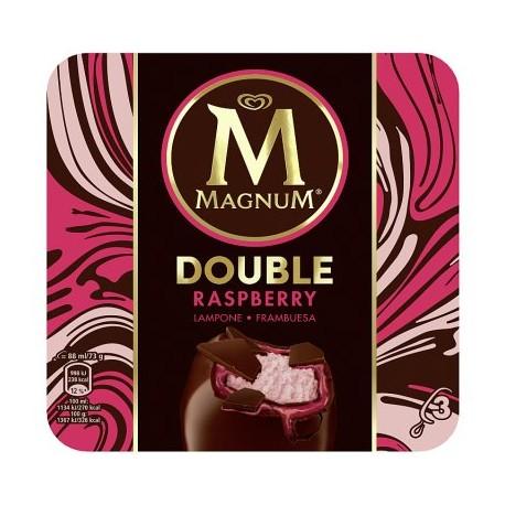 Magnum Double Raspberry Pack 3u.