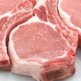 Chuletas de cerdo 500 gr.
