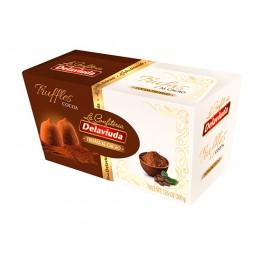 Trufas Delaviuda al Cacao 100 gr.