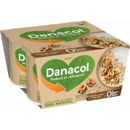 Danacol Avena Nueces 4x120 gr.