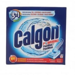 Calgon Descalsificador Pastillas 3en1 15 u.