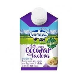 Nata Asturiana Sin Lactosa 200 ml.