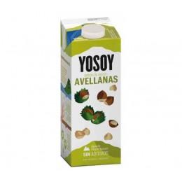 Bebida de Arroz con Avellanas Yosoy 1 Litro