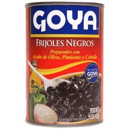Frijoles Negros Cocidos Goya 425 gr.