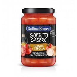 Sofrito de Tomate y Cebolla Gallina Blanca 350 gr.
