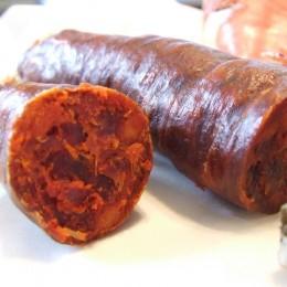 Chorizo de Baza 250 gr.