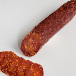 Chorizo de pavo 250 gr.
