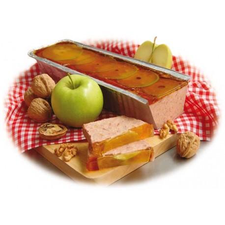 Paté de manzana