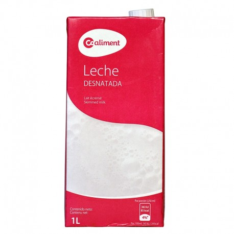 Leche Caliment Desnatada