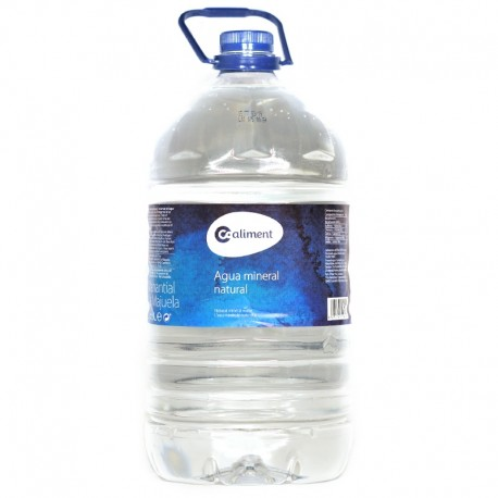 Aigua Coaliment 5L