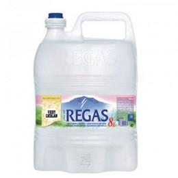 Agua Font de Regas 8L