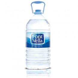 Agua Fontvella 6,25 l