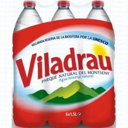 Agua de Viladrau 1,5l pack 6u