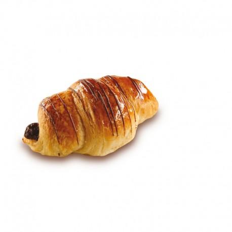 Mini croissant chocolate