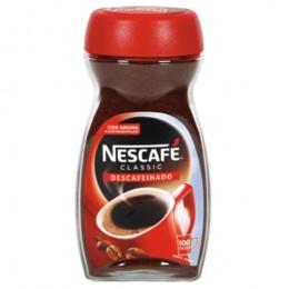 Café Soluble Nescafe Descafeinado 200grs