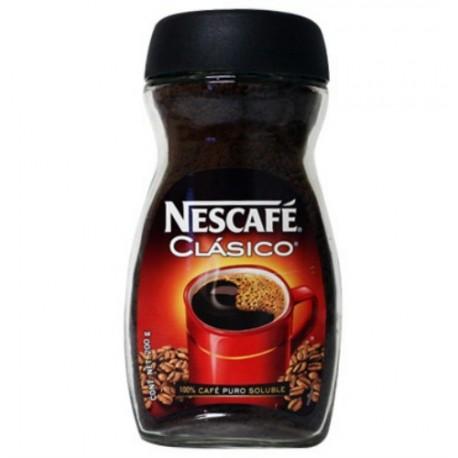 Café Soluble Nescafe Clásico 200grs