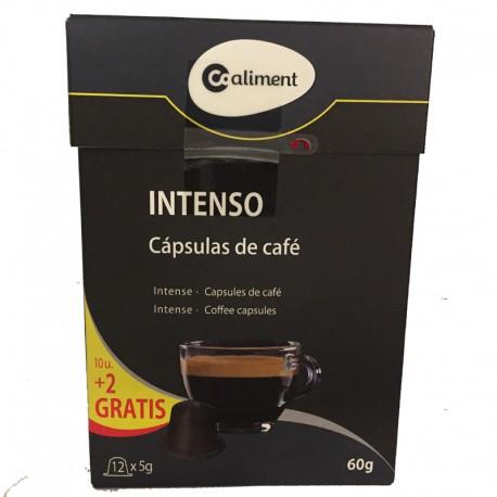 Café Intenso Cápsulas Coaliment