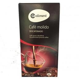 Café Molido Descafeinado Coaliment