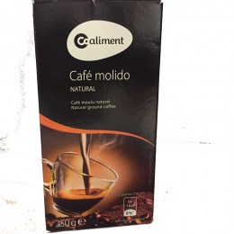 Café Molido Natural Coaliment