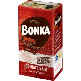 Café Molido Descafeinado Bonka
