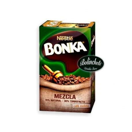 Café Molido Mezcla Bonka 70/30