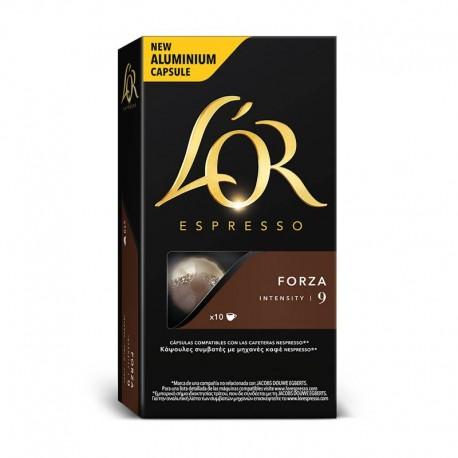 Café Forza Capsulas L'Or