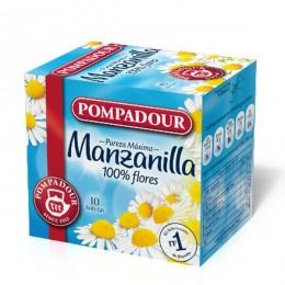 Manzanilla Pompadour