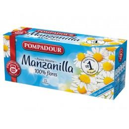 Manzanilla Pompadour 25 sobres