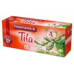 Tila Pompadour 25 sobres