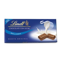 Chocolate con leche Lindt