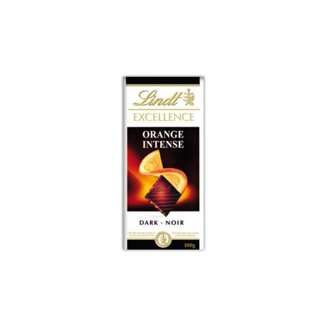 Lindt Chocolate Noir Naranja