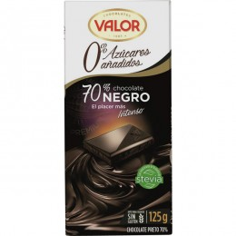 Valor Chocolate negro 70%