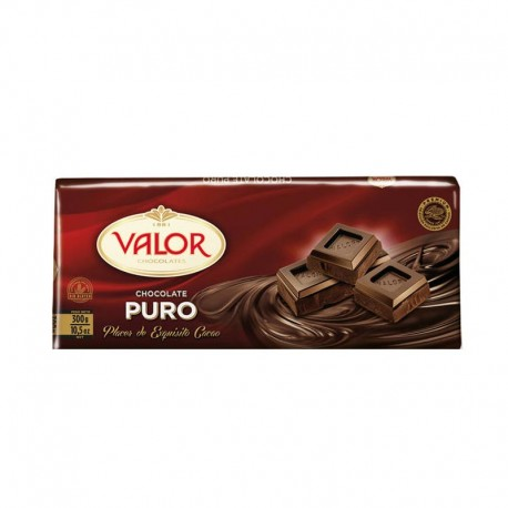 Valor Chocolate Puro 70% 300g.