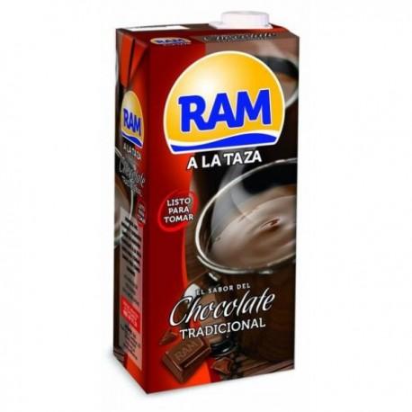 Chocolate a la taza RAM