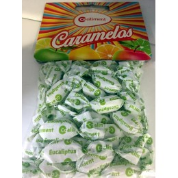 Caramelos Coaliment Eucaliptus