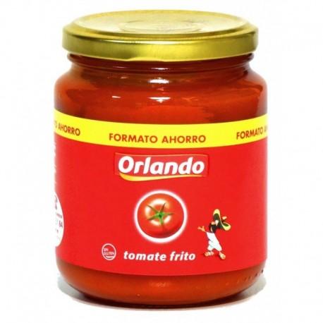 Tomate Frito Orlando frasco