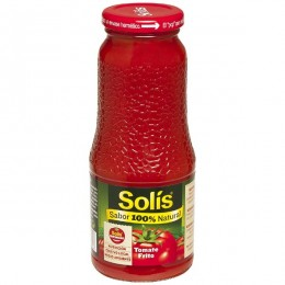 Tomate Frito Solis frasco 360 gr.