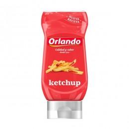 Ketchup Orlando Bocabajo