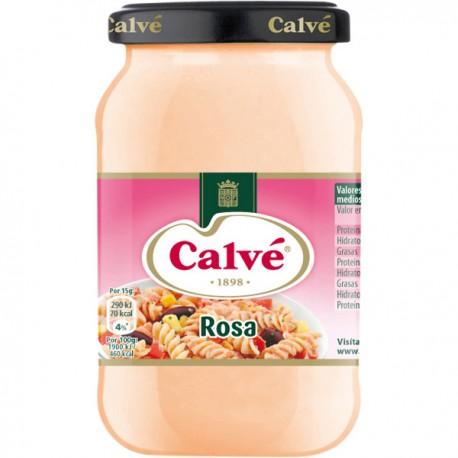 Salsa Calve Rosa
