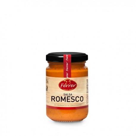 Salsa Ferrer Romesco