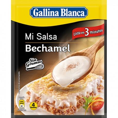 Salsa Gallina Blanca Bechamel