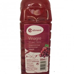 Vinagre Tinto Coaliment 500ml