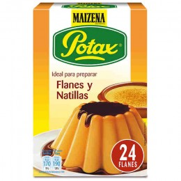 Flan Potax Cartera