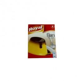 Flan Royal Azucar quemado