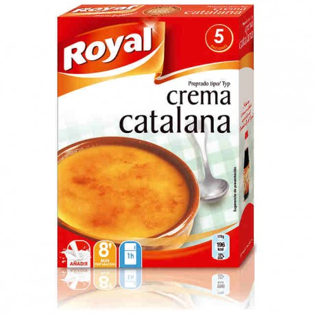 Crema Catalana Royal