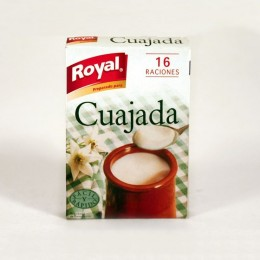 Cuajada Royal